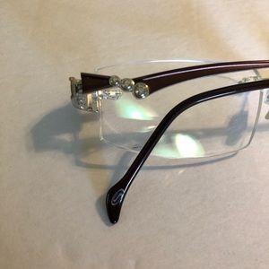 Women's eyeglass frames prescription ready